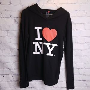 I ❤️ NY Thermal Shirt